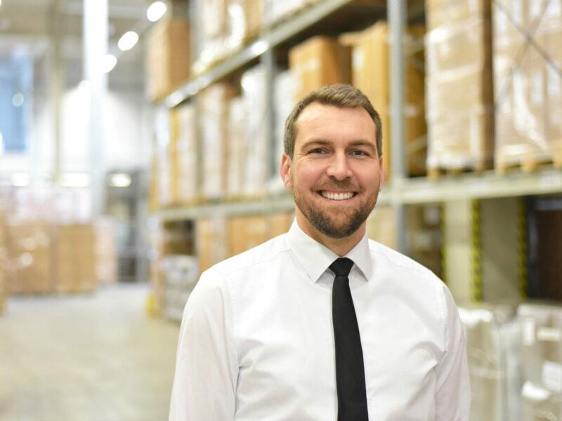 Sicherheitslösungen für Industrie- und Logistikunternehmen